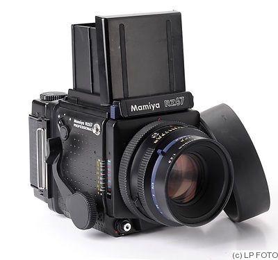 Обмен пленочный фотоаппарат Mamiya RZ67 на Айфон 11 pro max
