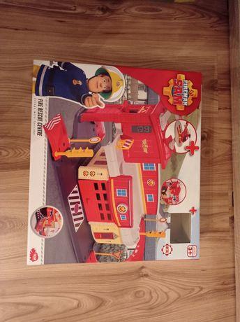 Strażak Sam remiza strażacka