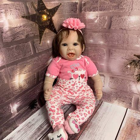 Кукла Reborn с свидетельством о рождение