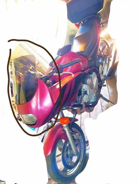 Вітрове скло на мотоцикл honda yamaha suzuki kawasaki lifan viper