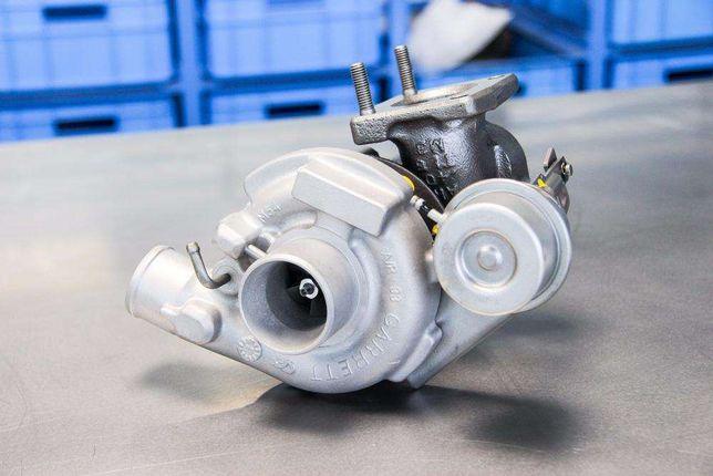 Bmw 320d E46 X3 E83 2.0 D 150 Km 750#431 Turbosprężarka