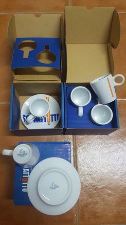 Chávenas de Café Soprattutto
