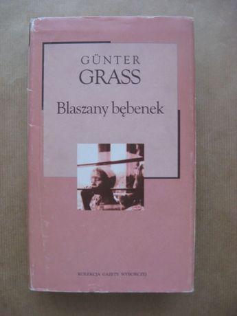 """książka """"Blaszany bębenek"""" Gunter Grass"""