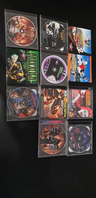 Archiwalne gry PC sprzed 20 lat.