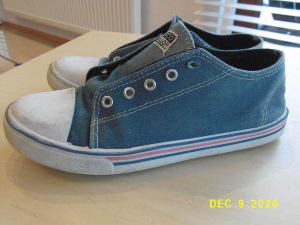 Buty dziecięce Klasyczne Trampki Coco Drillo rozm 34