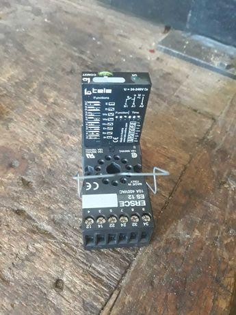 Przekaźnik czasowy rtx od 24Vdo 230V ac-dc czasówka