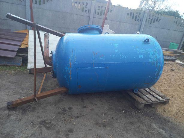 Zbiornik stalowy ciśnieniowy 2,3m3
