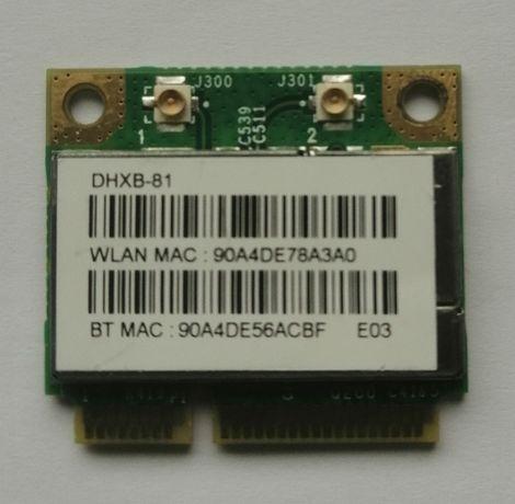 Karta Wi-Fi Broadcom DHXB-81