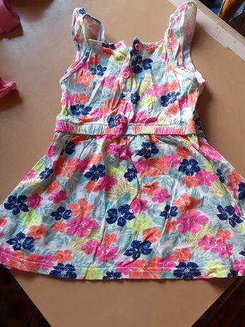 Sukienka 116 letnia