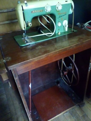 Швейная машинка KOHLER ГДР