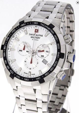 Швейцарськие часы Swiss Alpine Military, (Versace, Guess)