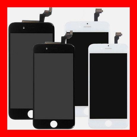 ˃˃Дисплей модуль Apple iPhone 6s Black White Рамка Корпус Купити ОПТ