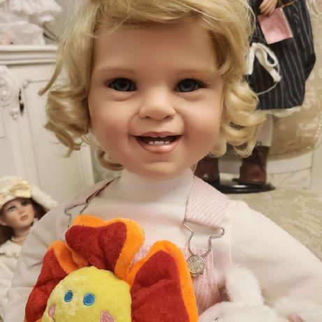 Виниловая кукла от Памела Эрфф Erff кукла коллекционная