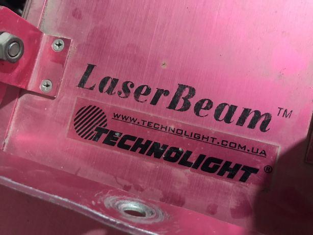 лазер lazer пари  ферми алюміній taf