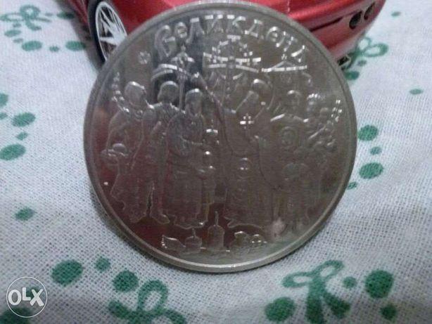 Продам монету Украины 5 гр.