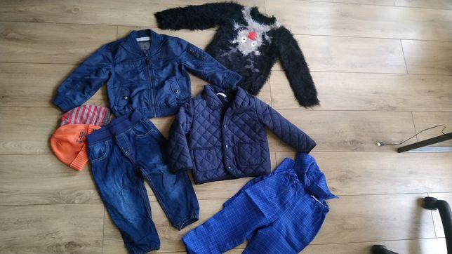 Курточка, джинсы, кофта next