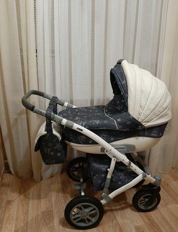 Детская коляска трансформер 2в1 Camarelo (оригинальная Италия)