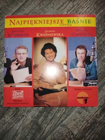 Najpiękniejsze baśnie czyta Jolanta Kwaśniewska  Kolberger Gąssowski