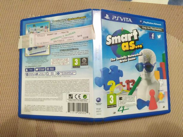 Jogo Smart as... PS Vita