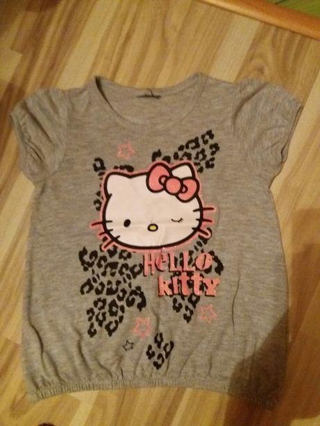 Bluzka Hello Kitty 104/110 cm