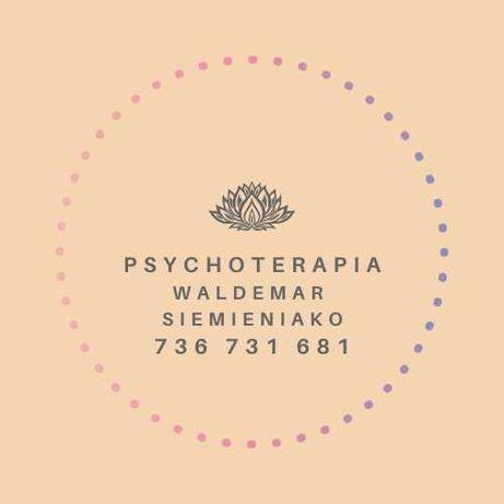 Psycholog - psychoterapeuta, stacjonarnie i online.