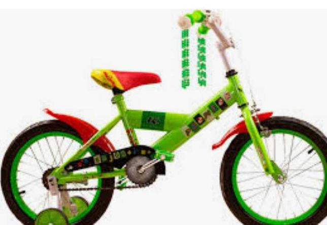 """Продам  велосипед детский 16"""".Доставка бесплатно"""