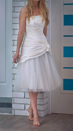 Sukienka ślubna lub dla druhny