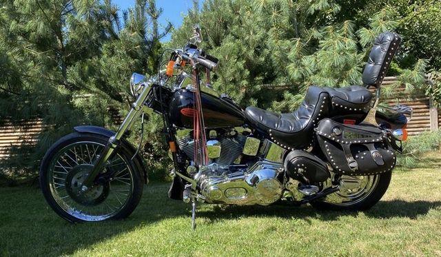 Harley Davidson Softail Standard FXST evo 1999