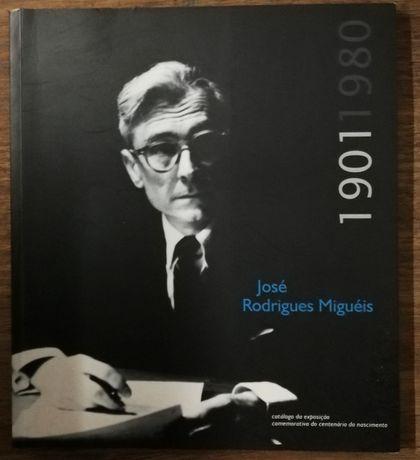 josé rodrigues miguéis, catálogo exposição centenário nascimento
