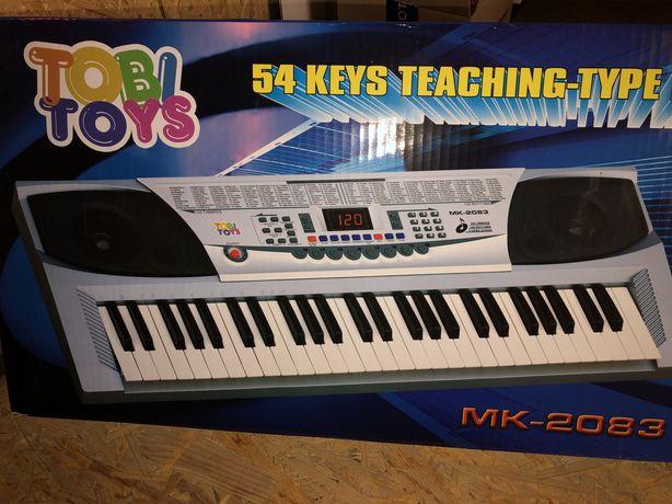 Organy keybord stan idealny