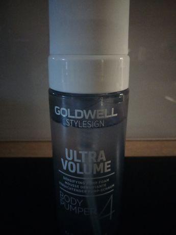 Pianką objętość goldwell ultra volume body pumper 4