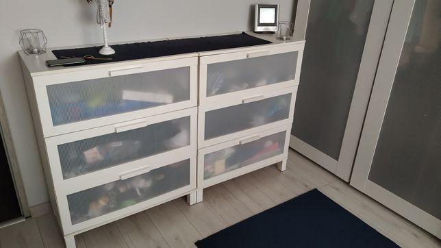 Komoda Ikea biała
