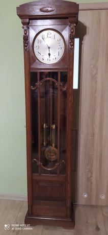 Zegar typu Dziad sygnowany junghans