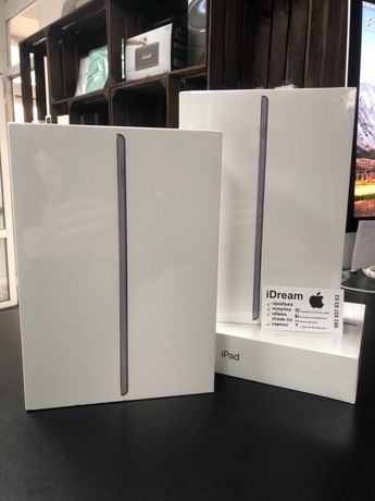 Apple iPad 10.2 2020 128 Gb WiFi Space Gray НОВЫЕ с ГАРАНТИЕЙ МАГАЗИНА