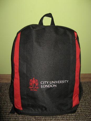 Рюкзак городской,студенческий City University London,новый