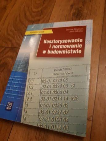 Kosztorysowanie i normowanie w budownictwie WSiP 2012 wyd. VII
