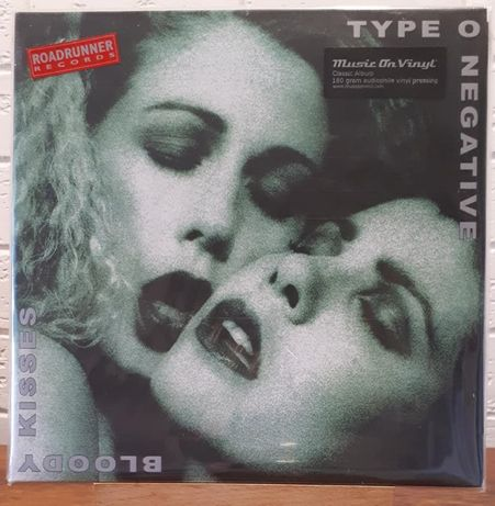 TYPE O NEGATIVE - Bloody Kisses - 2xLP Music On Vinyl/Roadrunner - S/S