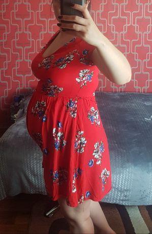 Sukienka New look na brzuszek ciążowa