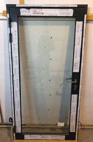 Drzwi aluminiowe ciepłe - pod każdy wymiar