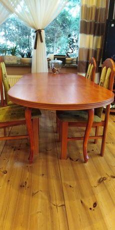 Sprzedam stół i 6krzeseł