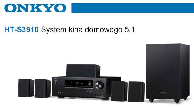 System Zestaw KINO DOMOWE ONKYO 5.1 HT-S3910