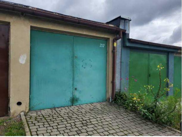 Garaż suchy dobrze wentylowany murowany