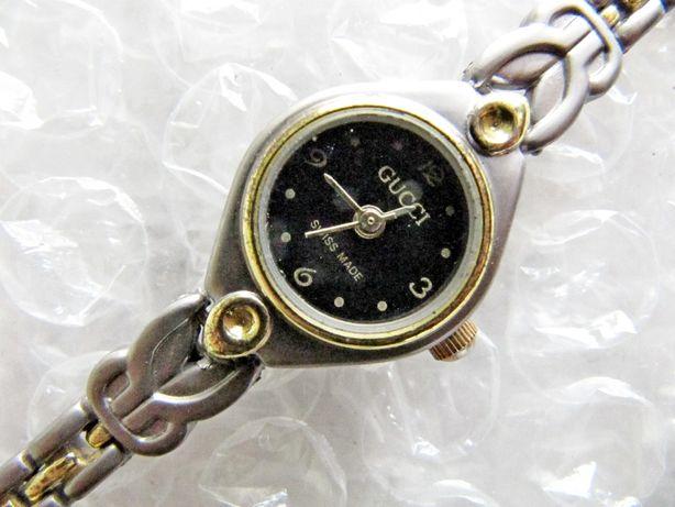 Часы под Gucci в коллекцию,2003 года выпуска,кварцевые, новые