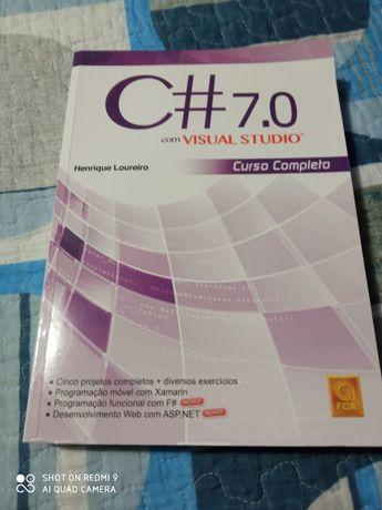 Livro de curso programação informática