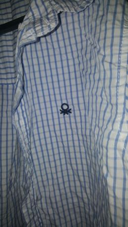 Camisa criança Benetton