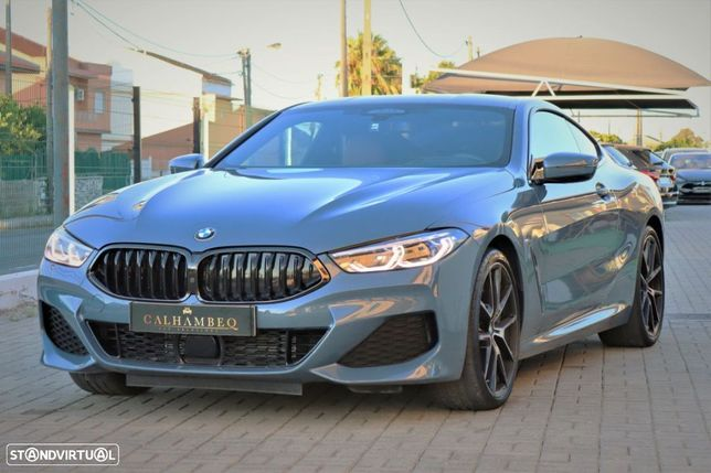 BMW 840 d xDrive Pack M