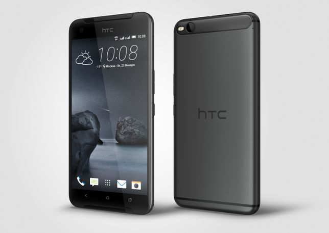 "Смартфон HTC One X9 Dual 2 Sim 5.5"" 8 ядер 3/32GB 13МП GPS 3000мАч"