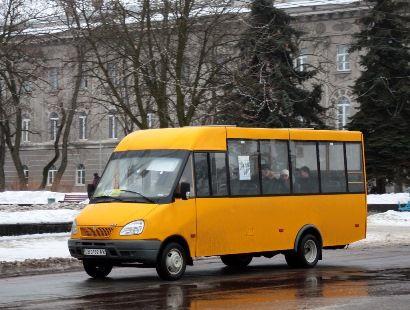 РЕКЛАМА В МАРШРУТКАХ и ОСТАНОВКАХ Чернигова. 20 маршрутов. 250 машин.
