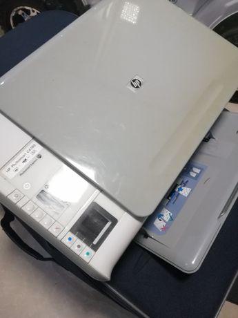 Drukarka HP photosmart na części c4280
