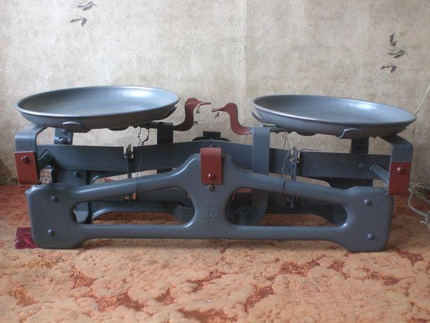 Весы тарелочные 0-20 кг абсолютно новые в упаковке пр-ва СССР.
